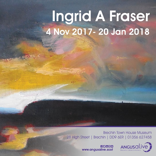 Exhibition at Brechin Town House Museum, 4th November 2017 to 20th January 2018